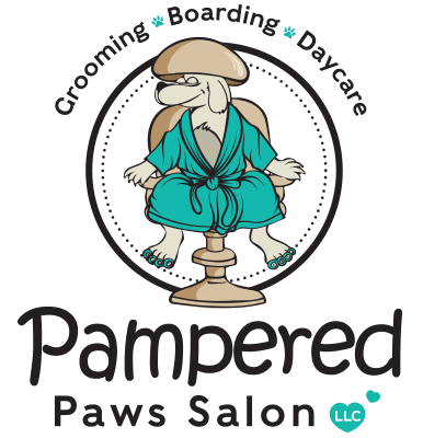 Pampered Paws Salon LLC logo